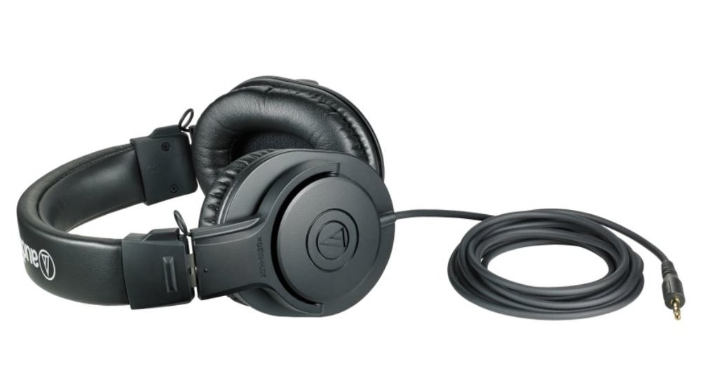 Audio Technica M-20X Head phone