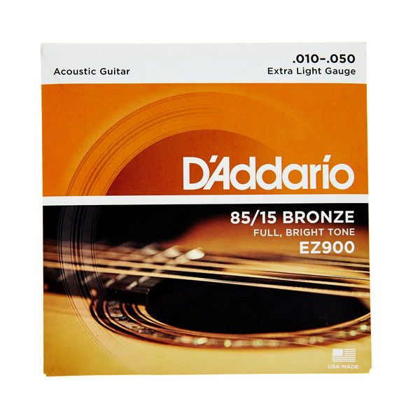 Daddario EZ 900 Strings