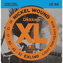 D'Addario EXL140 Electric Strings