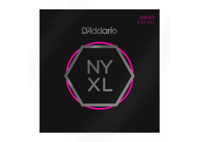 D'Addario NYXL 09-42 Electric Strings