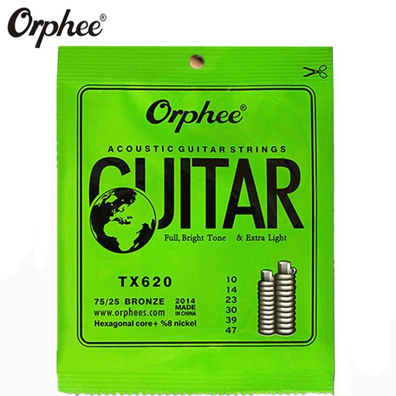Orphee TX 620 Acoustic Strings