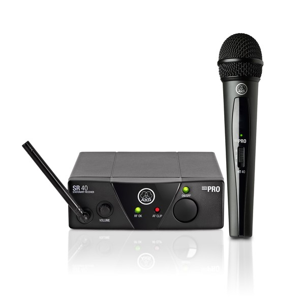 AKG WMS40 Wireless Microphone