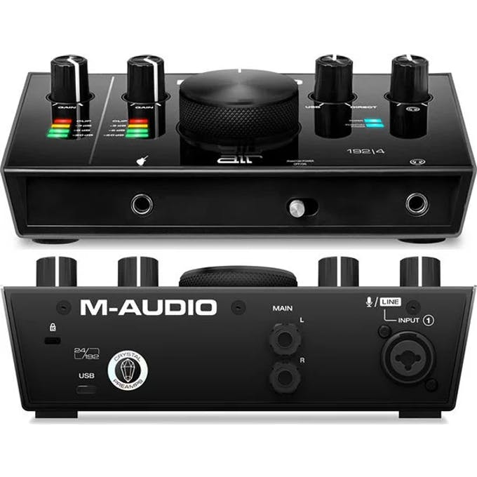 M-Audio AIR 192/4 Soundcard