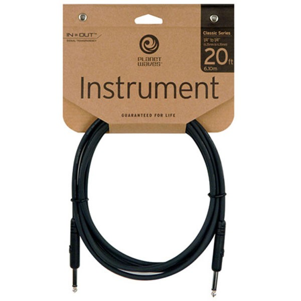 D'Addario Planet Waves PW-CGT-20 Cable