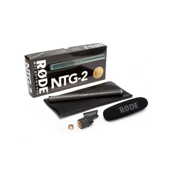 Rode NTG-2 Microphone