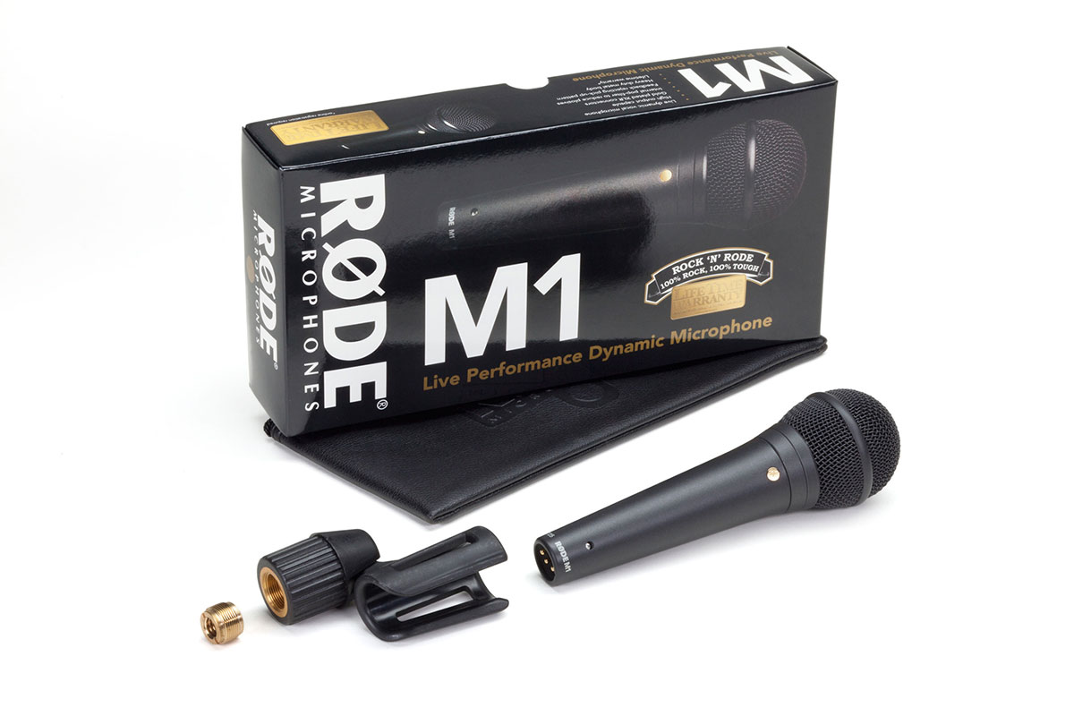 Rode M-1 Microphone