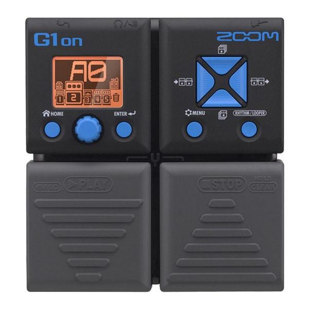 Zoom G1-ON Mini Guitar Processor