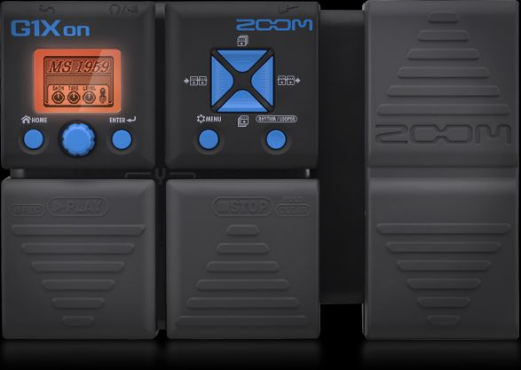 Zoom G1X-ON Guitar Processor