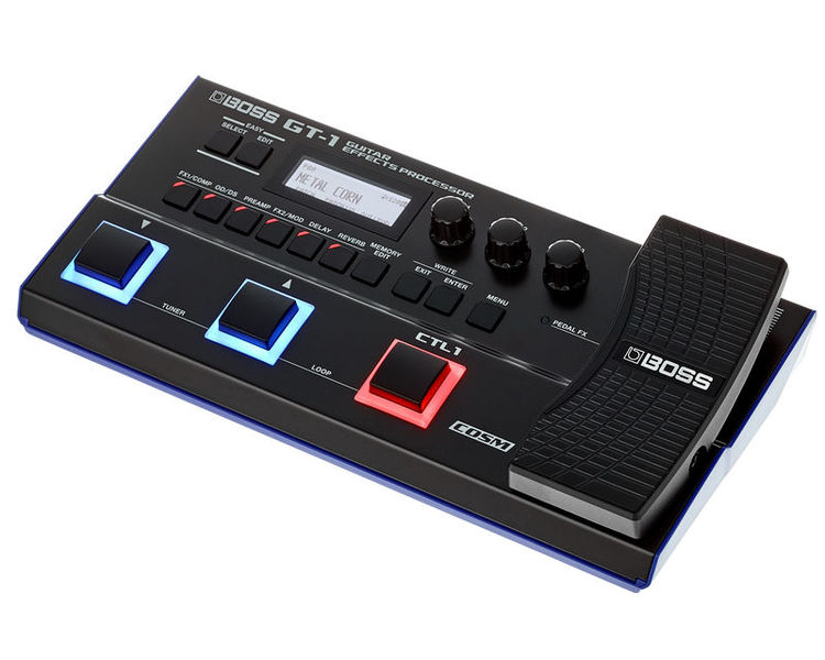 Boss GT-1 Guitar processor