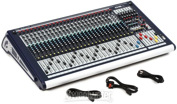 Soundcraft GB 4-24 mixer