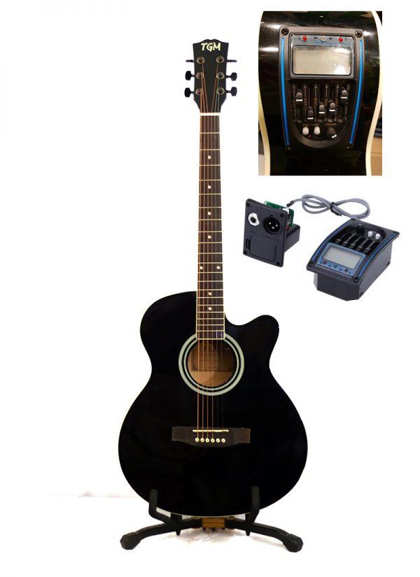 TGM TAG -2EQBK/BLS/N/RDB  acoustic Guitar