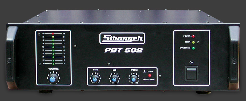 Stranger PBT 502 Power Amplifier