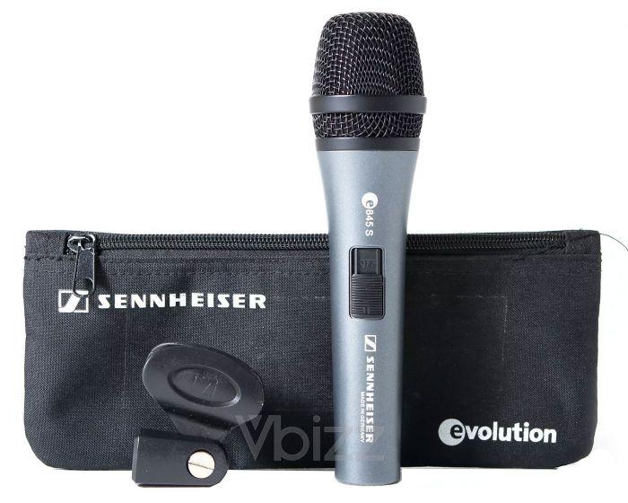 Sennheiser E 845 S Microphone