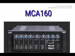 Stranger MCA 160