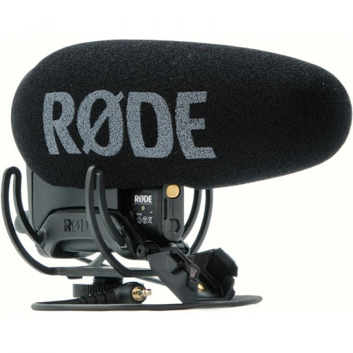 Rode VideoMic Pro + Microphone
