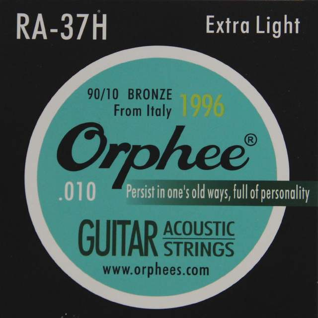 Orphee RA-37H Acoustic Strings