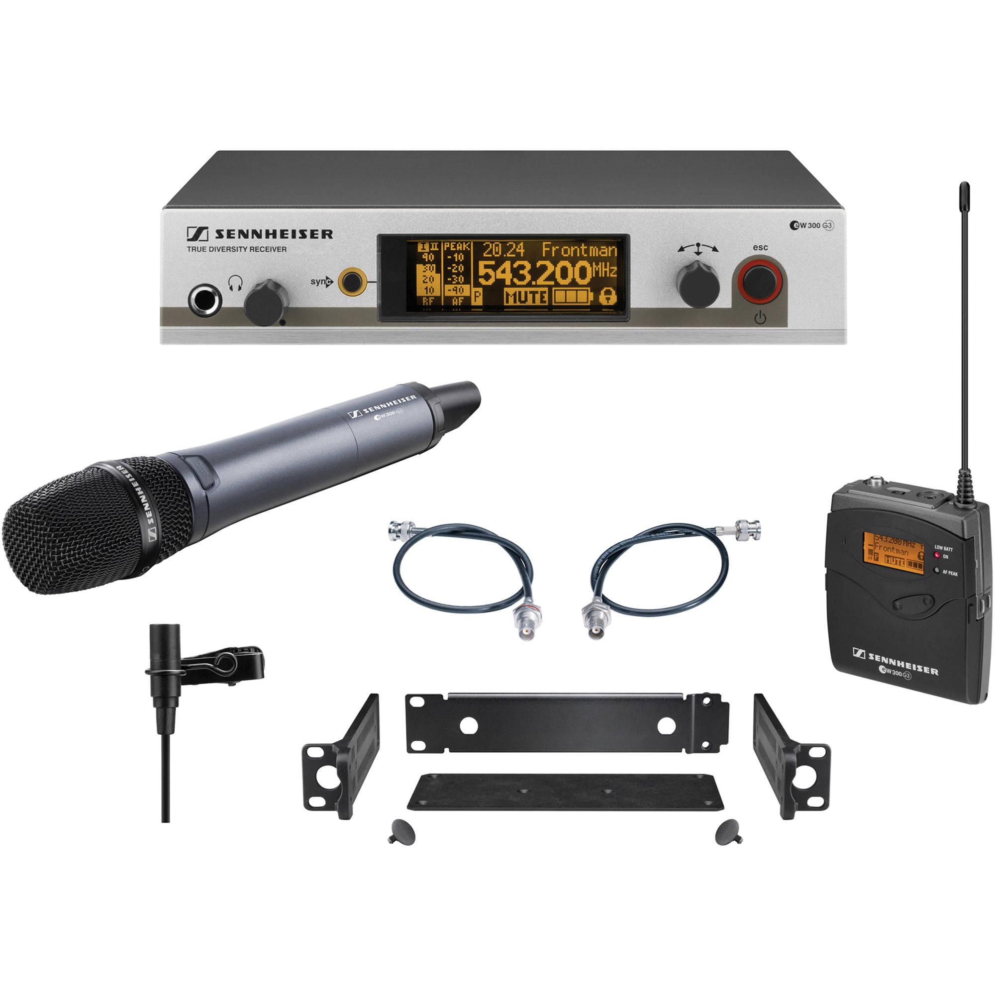 Sennheiser Headworn Wireless Microphone(G3)