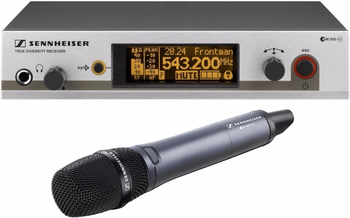 Sennheiser Handheld Wireless Microphone(G3)
