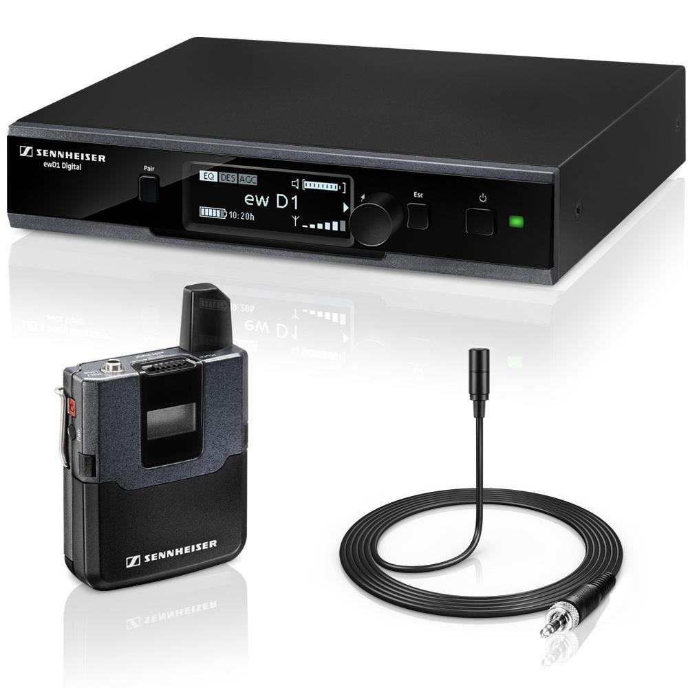 Sennheiser EW D1-ME2 Wireless Microphone