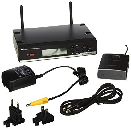 Sennheiser Wireless Instrument Set XSW 72 Microphone