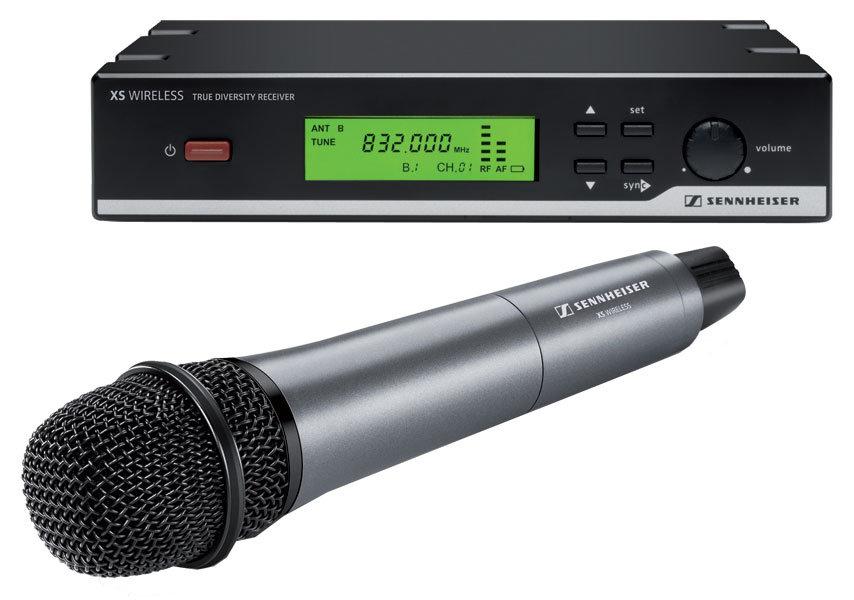 Sennheiser XSW 65 Microphone