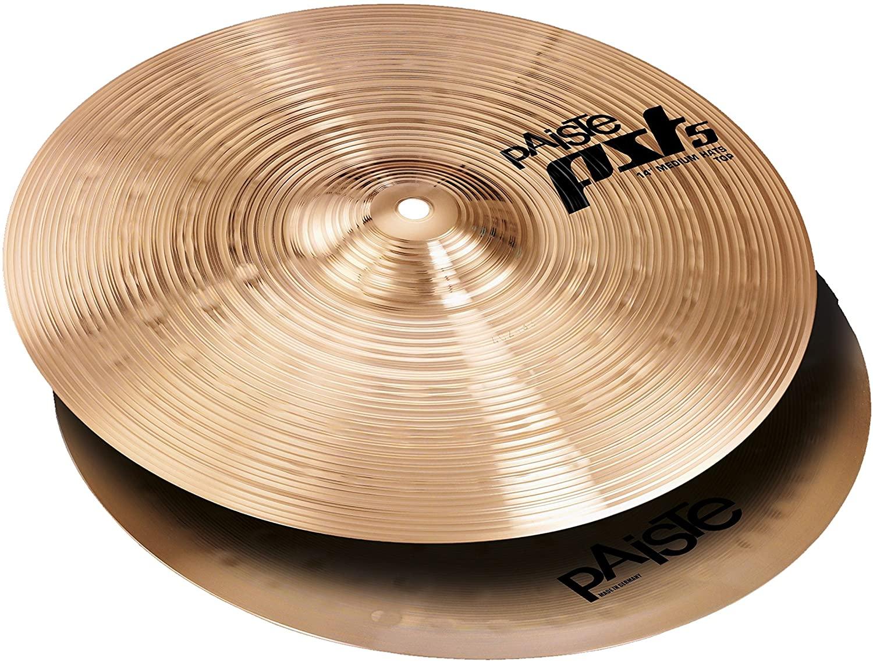 "Paiste PST 5 Hi Hats 14"" Cymbal"