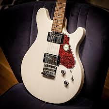 Sterling JV60-SBK Electric Guitar