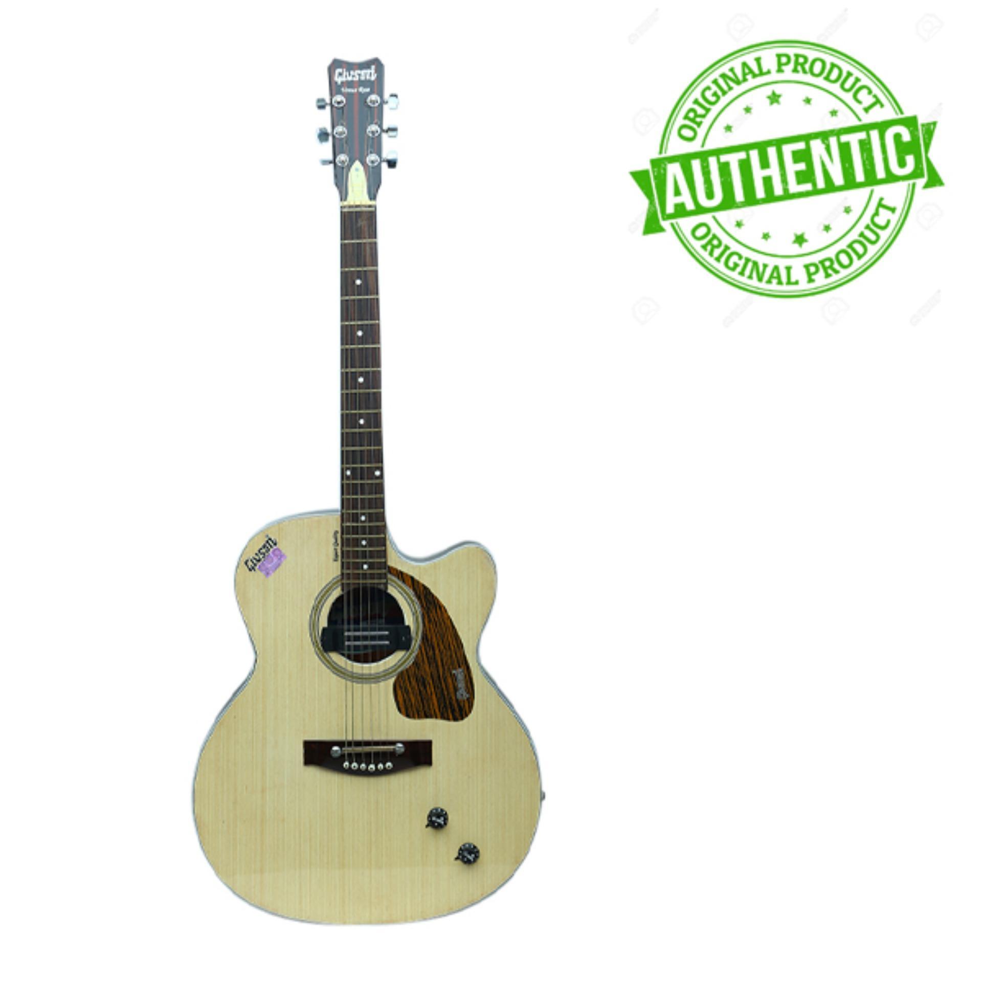 Givson Venus Rose Acoustic Guitar