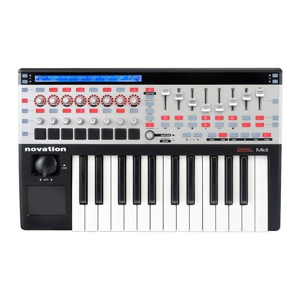 Novation SL MK ii Midi Keyboard
