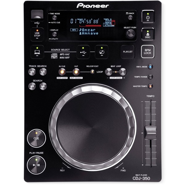 Pioneer CDJ 350 DJ Player