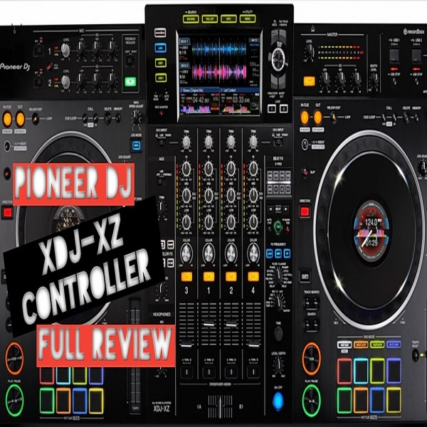 Pioneer XDJ-XZ DJ Player