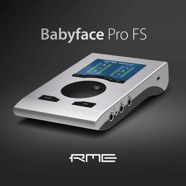 RME Babyface PRO FS Soundcard