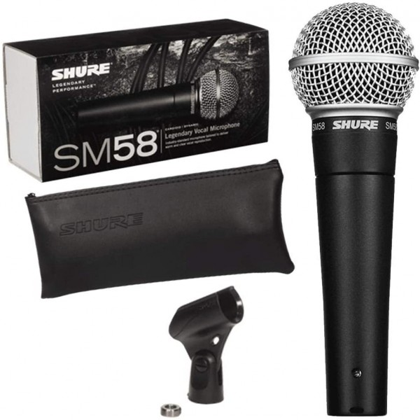 Shure Vocal  SM 58 Microphone