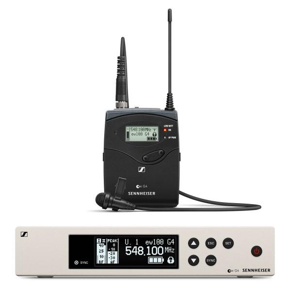 Sennheiser Wireless Clip(G4) wireless Microphone