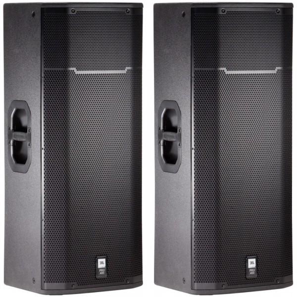 JBL PRX 425 Full Range Speaker  (Pair)