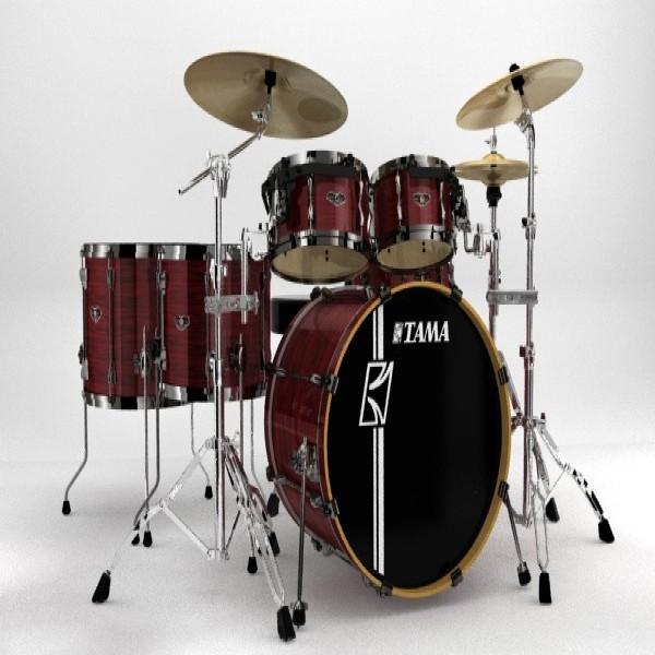 Tama Hyper Drum Acoustic Drum
