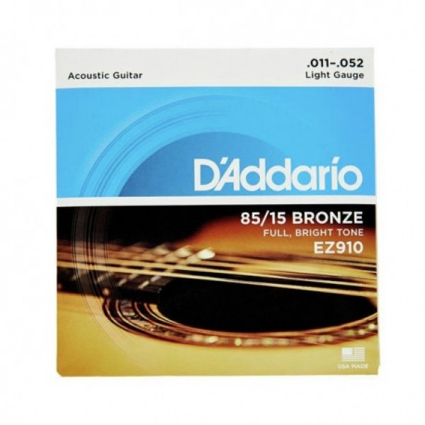 Daddario Acoustic Strings