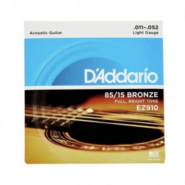 Daddario Acoustic Strings