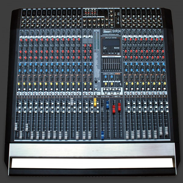 Stranger SXR 24 Mixer Console
