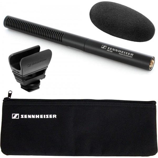 Sennheiser  (MKE600) Shot Gun Microphone