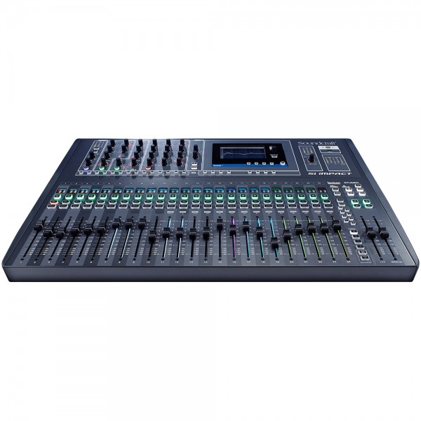 Soundcraft Si Impact 40-channel Digital Mixer