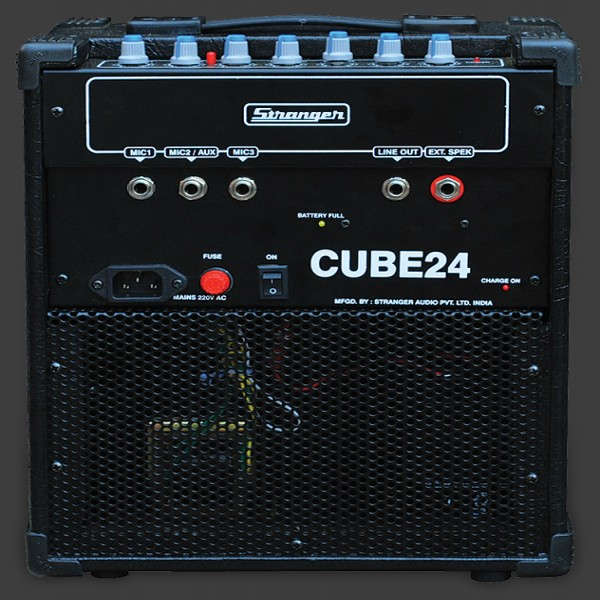 Stranger Cube 24 Amplifier