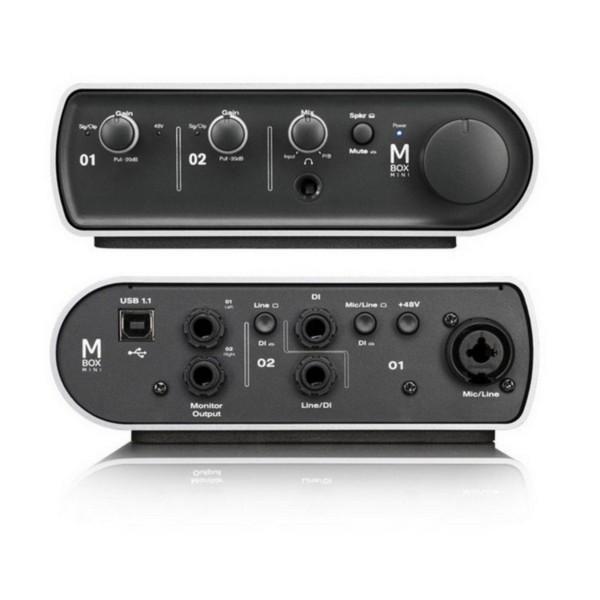 M Box Minni  Sound card