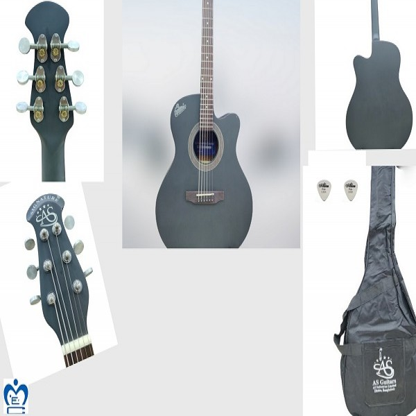 AS Signature Acoustic Guitar Small