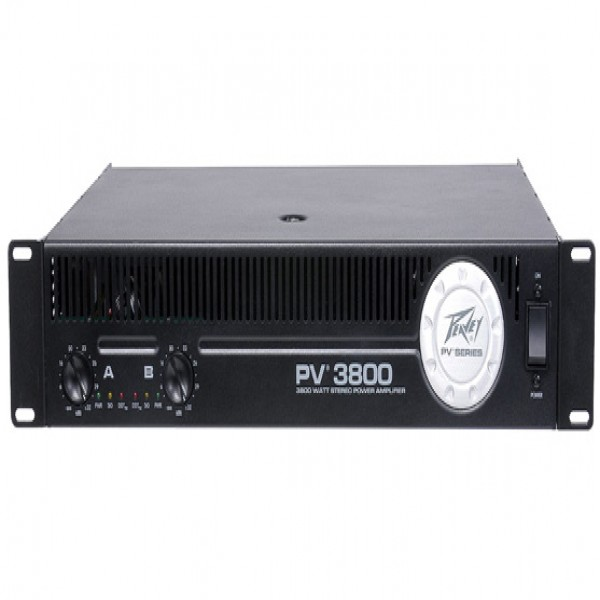 Peavey PV-3800 Power Amplifier
