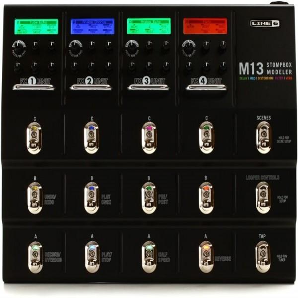 Line-6 M-13 Guitar Processor