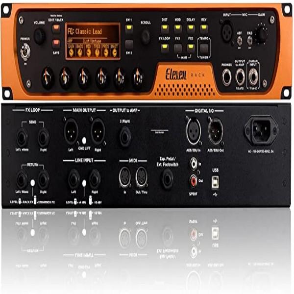 Avid Digi design Eleven Rack Audio Interface