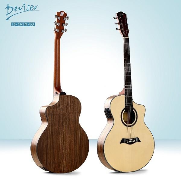 Deviser LS-161N-EQ Acoustic Guitar LS-161N-EQ
