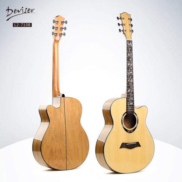 Deviser L-710B Acoustic Guitar
