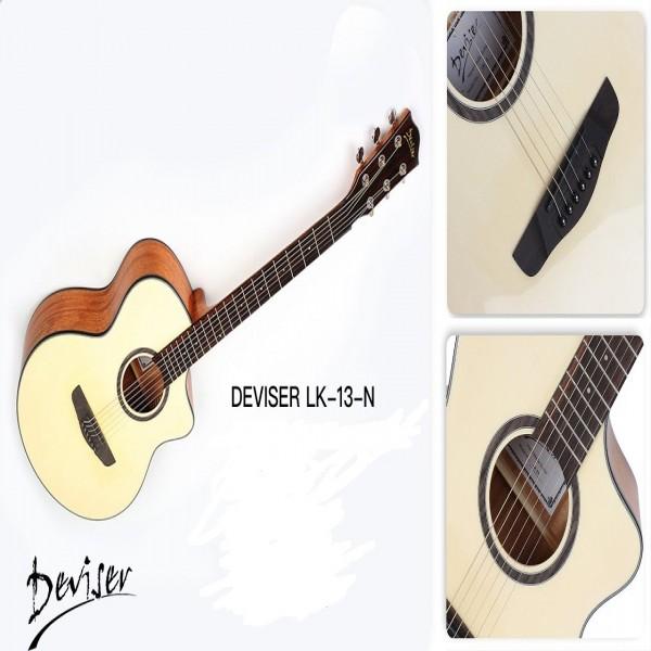 Deviser LK -13 N Acoustic Guitar